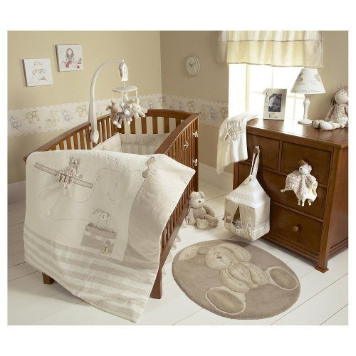 Image Gallery Neutral Crib Bedding