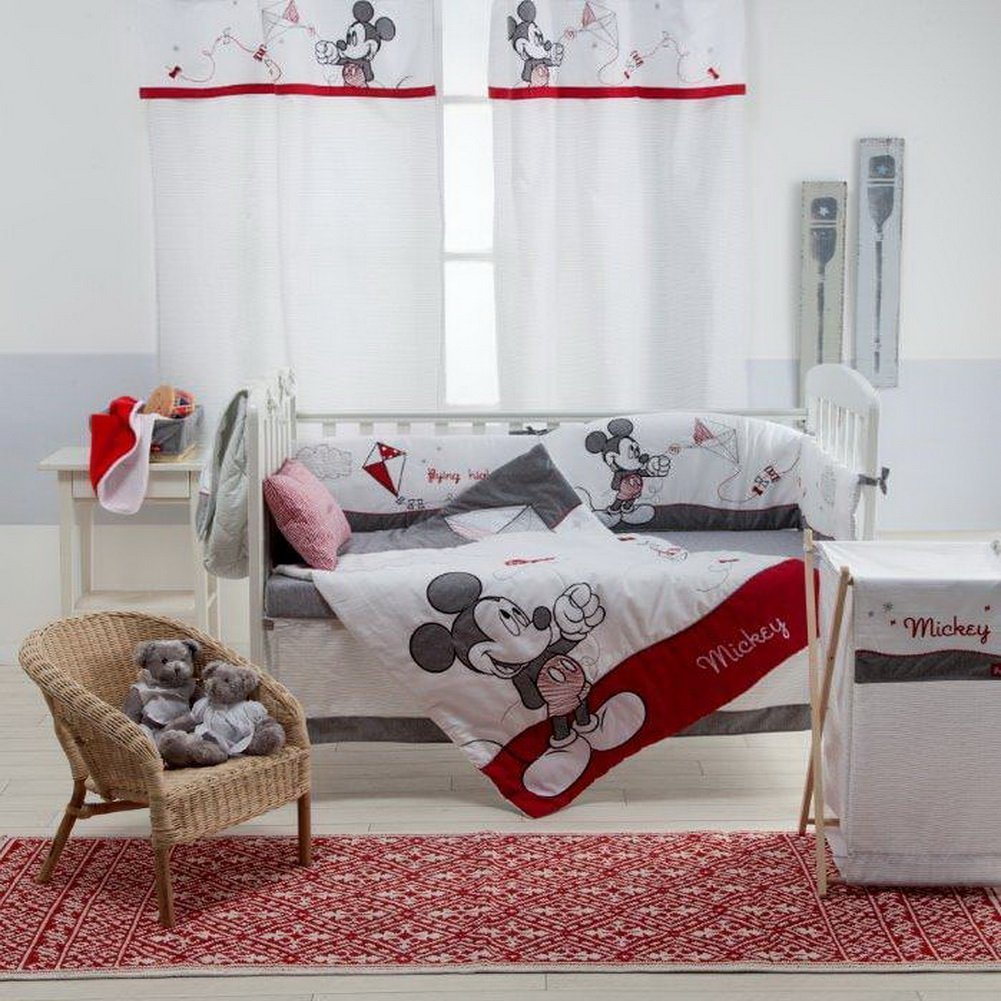 Mickey Vintage Bedding 42