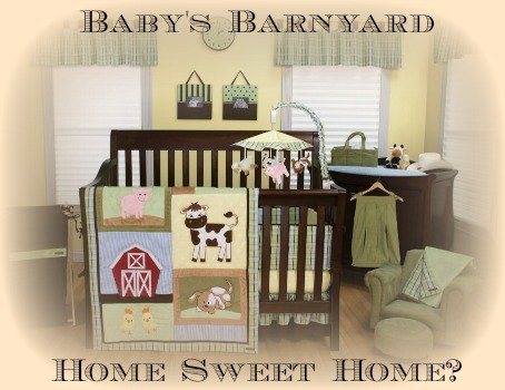 Barnyard Nursery Bedding Thenurseries